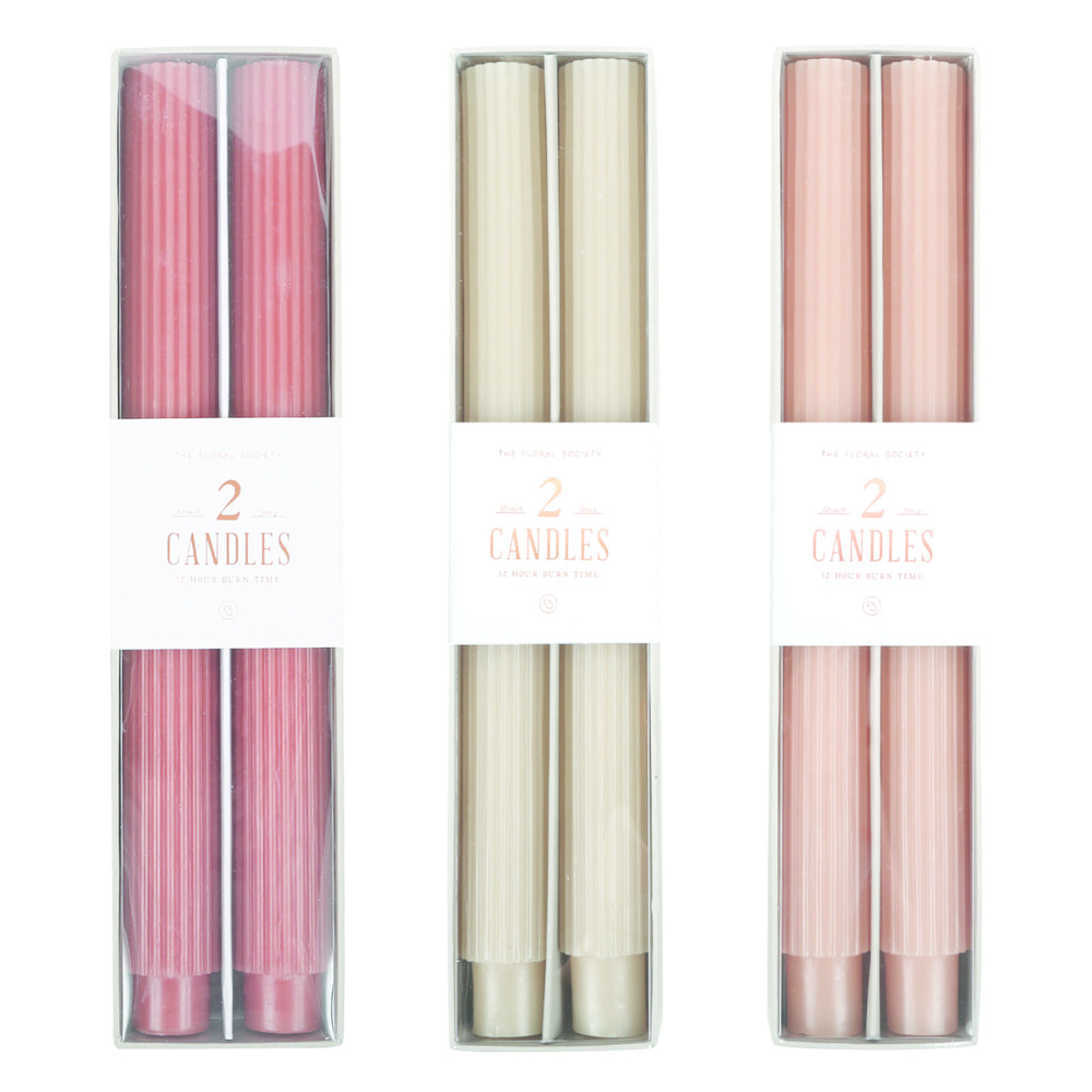 Fancy Taper Candles-3