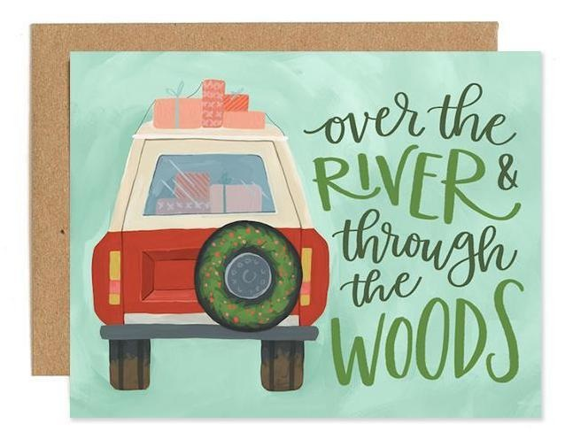 Holiday Jeep Boxed Cards-1