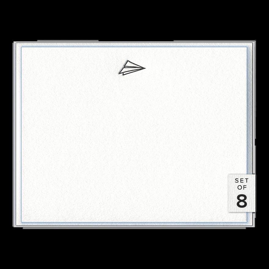 Paper Airplane Stationery Set-2