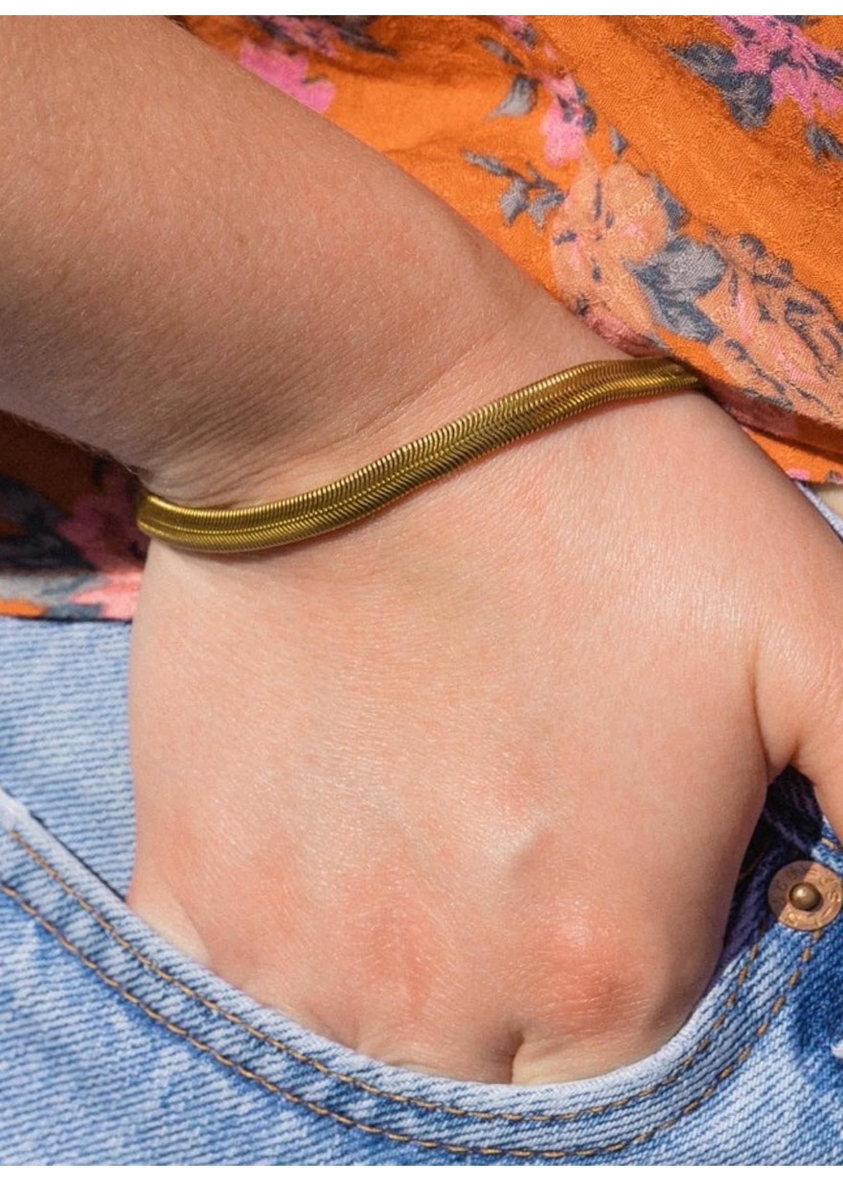 Larissa Loden Larissa Loden Jones Bracelet (Brass)