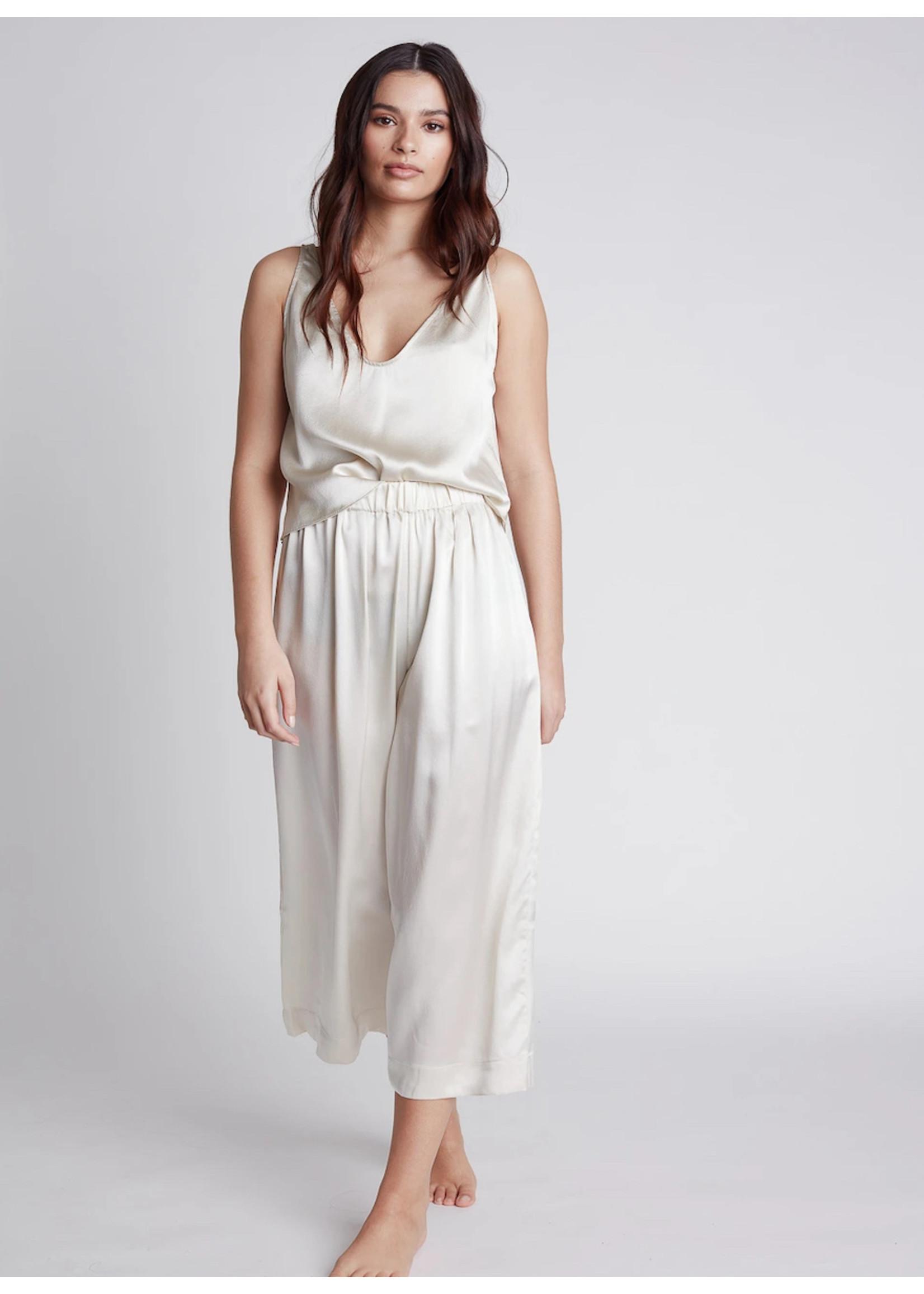 Nileta Silk Culottes
