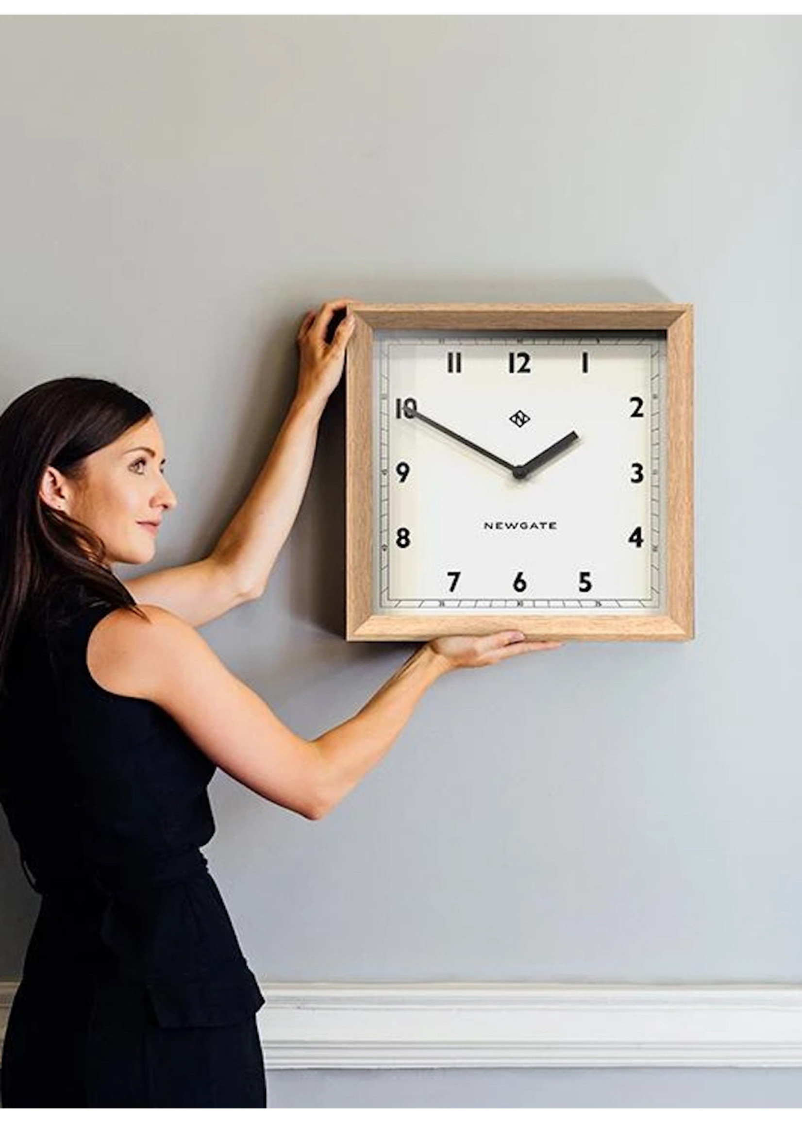 Newgate The Old Joe Wall Clock