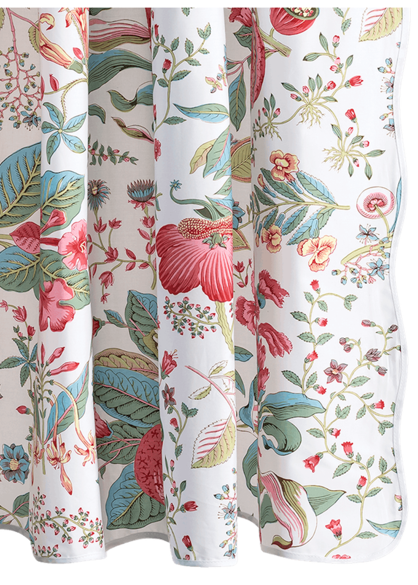 Matouk Pomegranate Shower Curtains