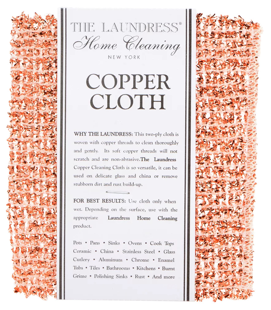 Copper Cleaning Cloth-2