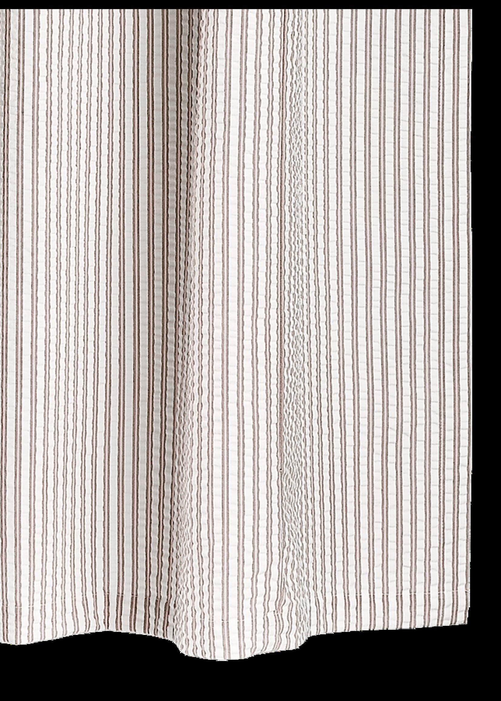 Matouk Matteo Shower Curtains