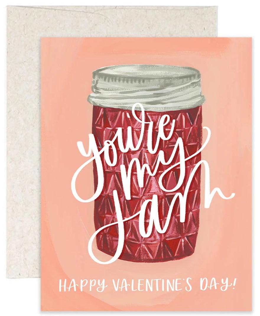 Jam Valentine's Card-1
