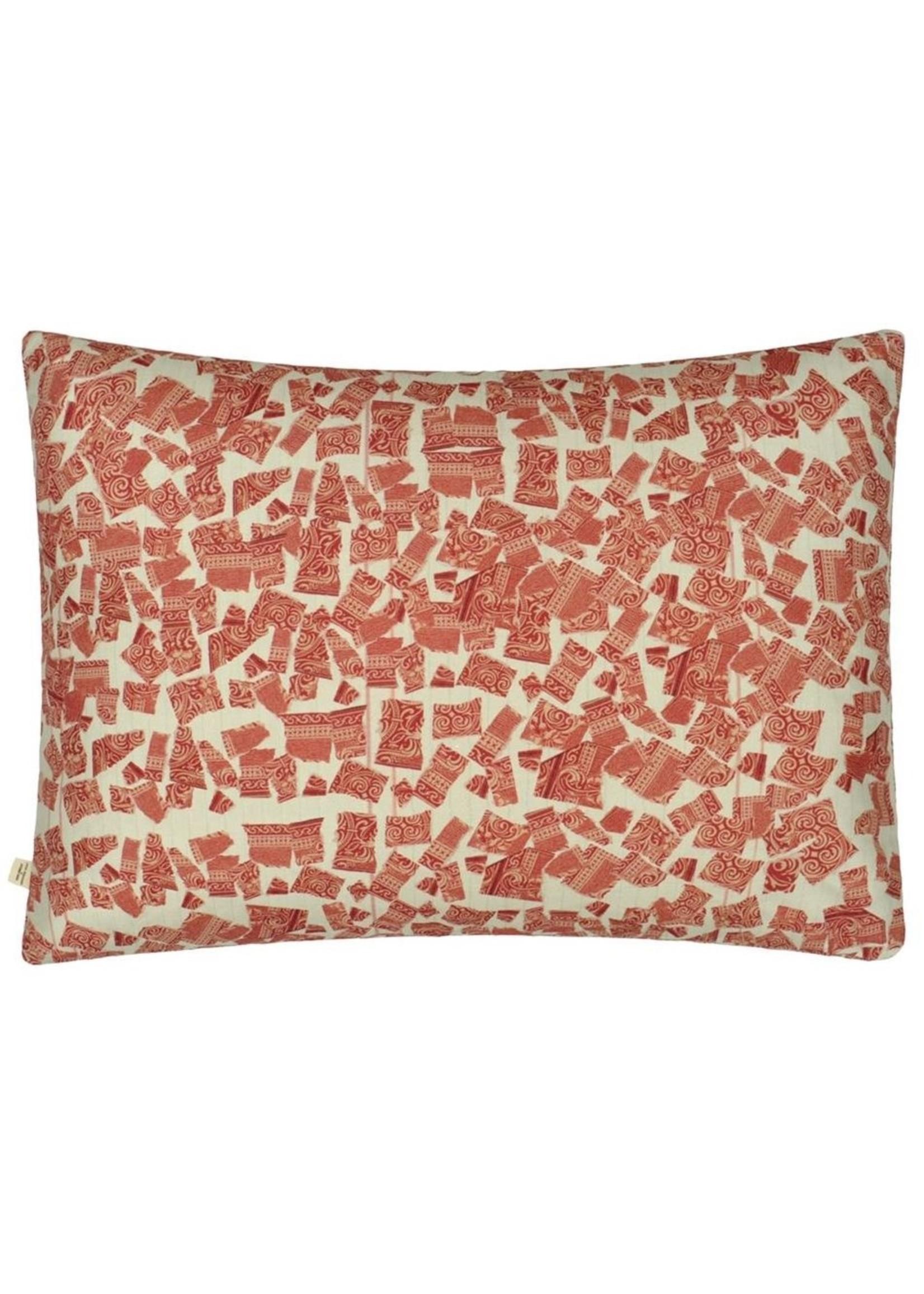 Designers Guild Apples Carmine Pillow