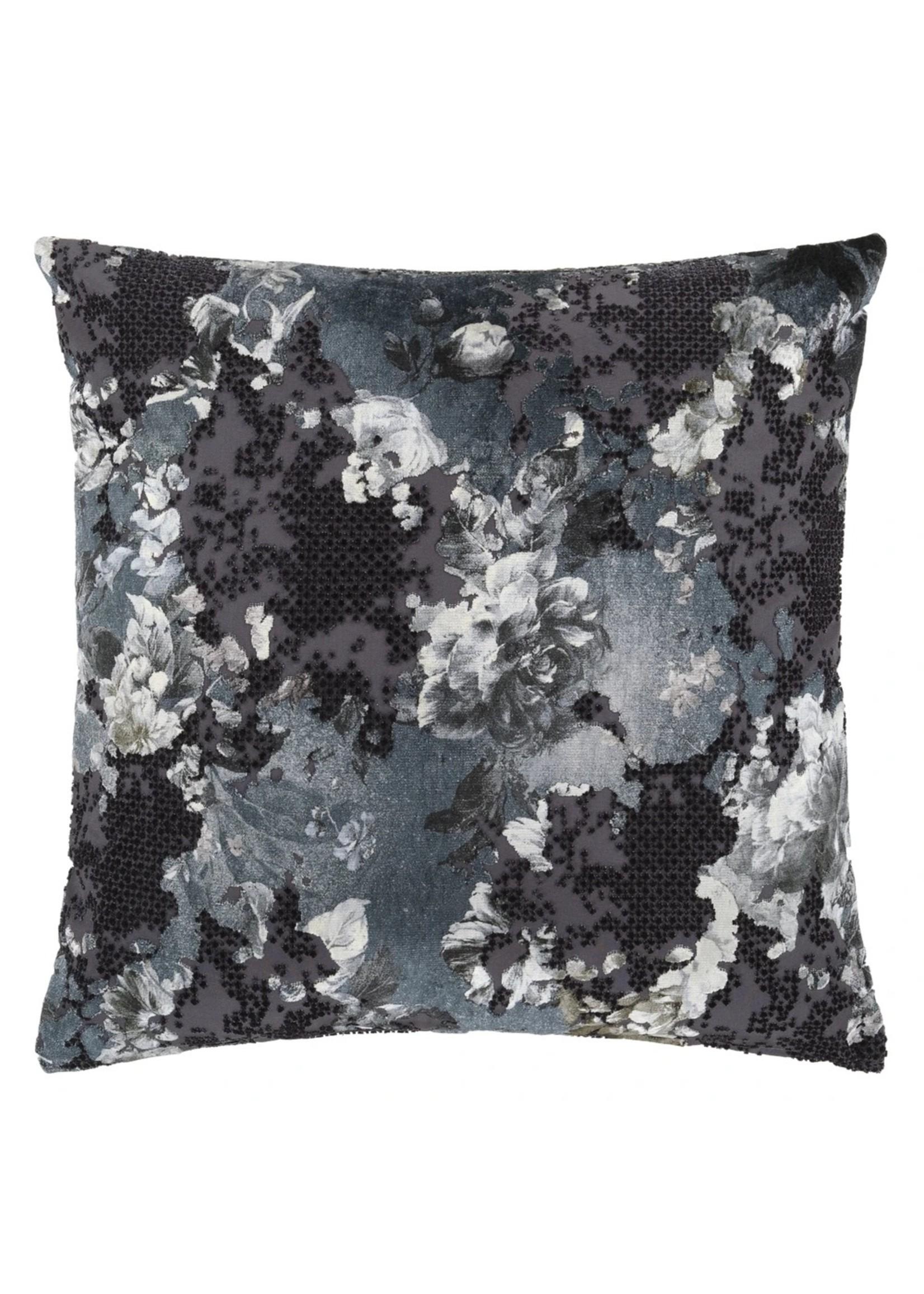 Designers Guild Florenza Graphite Pillow
