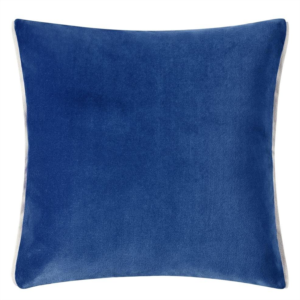 Varese Marine & Cerulean Pillow-2