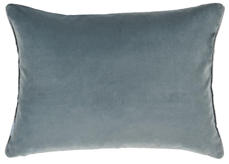 Cassia Prussian & Granite Pillow-3