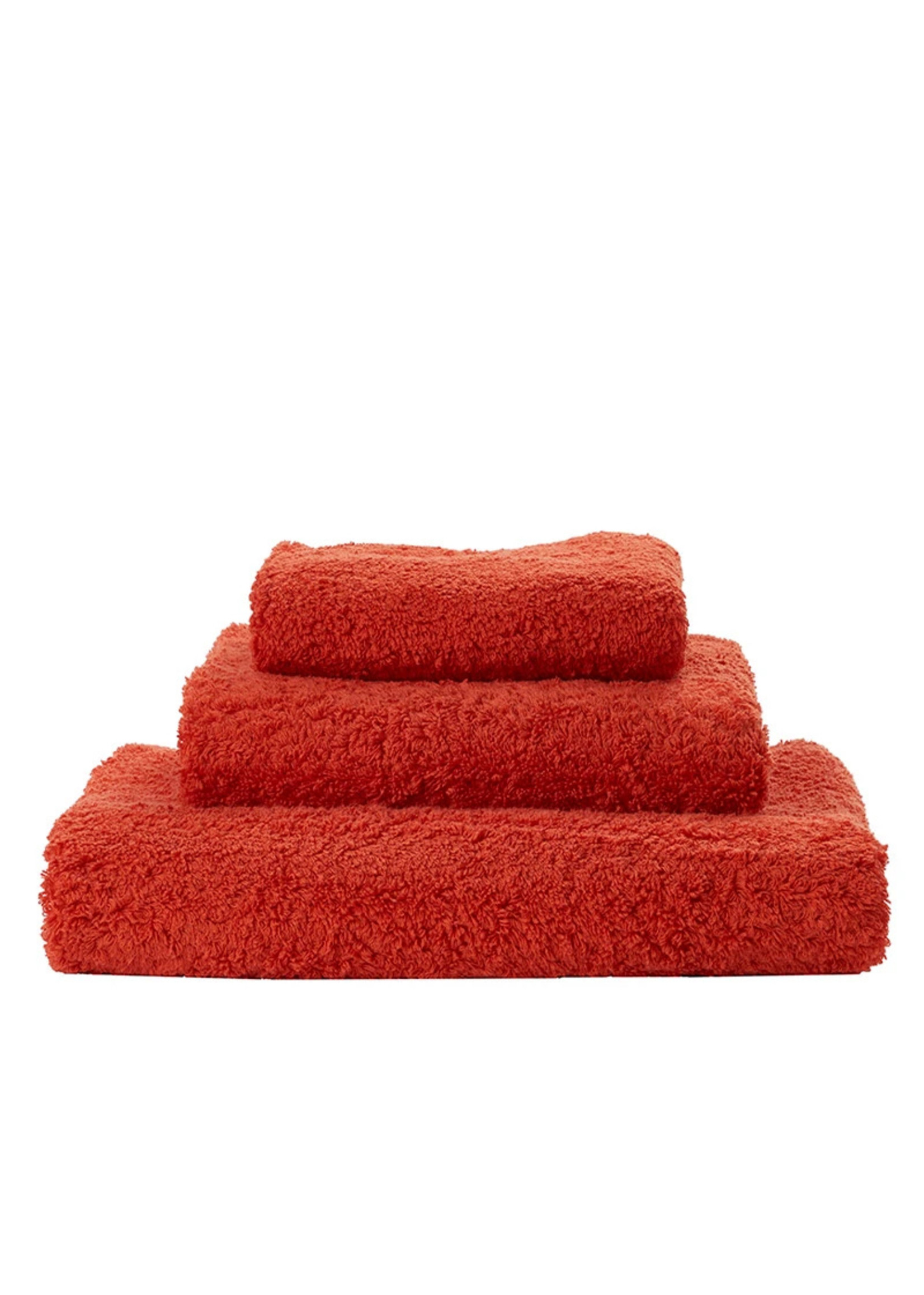 Abyss & Habidecor Super Pile Spicy Towels