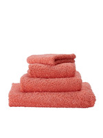 Abyss & Habidecor Super Pile Salmon Towels