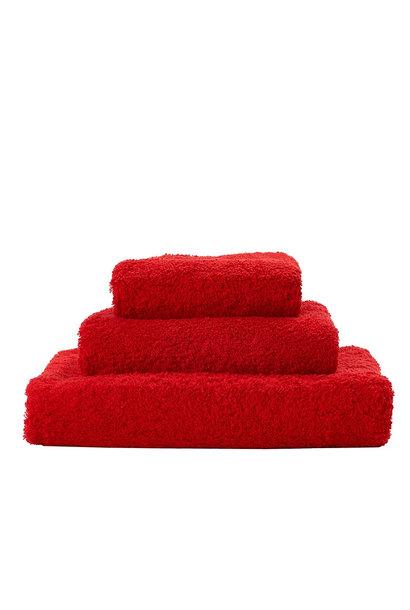 Super Pile Rouge Towels