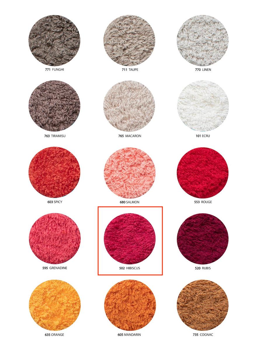 Super Pile Hibiscus Towels-3