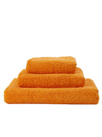 Abyss & Habidecor Super Pile Orange Towels