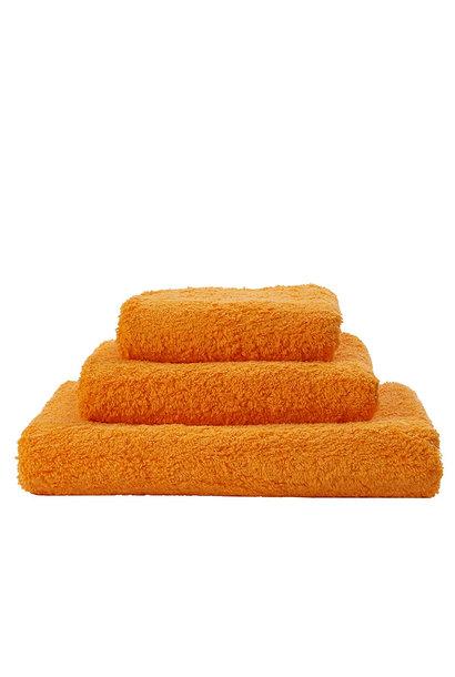 Super Pile Orange Towels