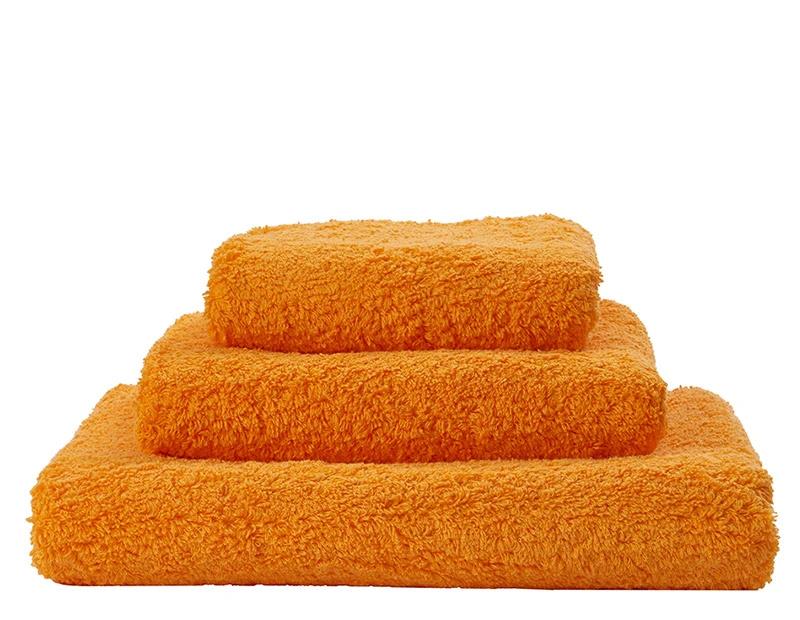 Super Pile Orange Towels-1