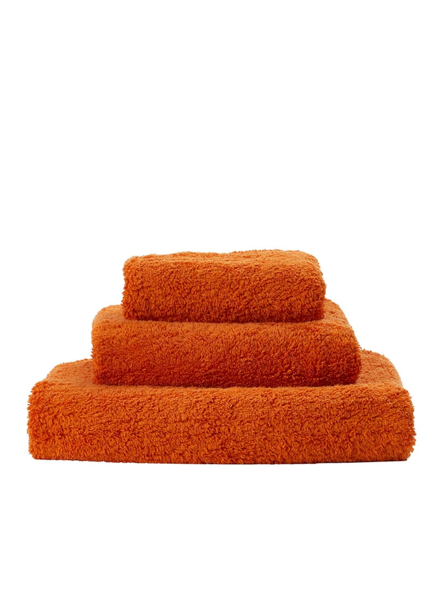 Abyss & Habidecor Super Pile Mandarin Towels