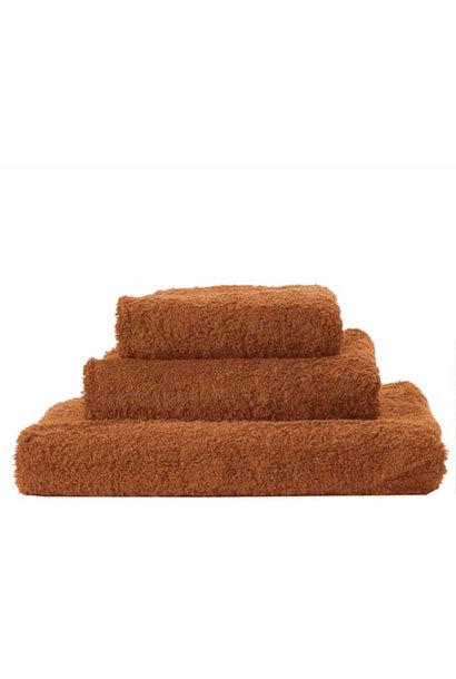 Super Pile Cognac Towels