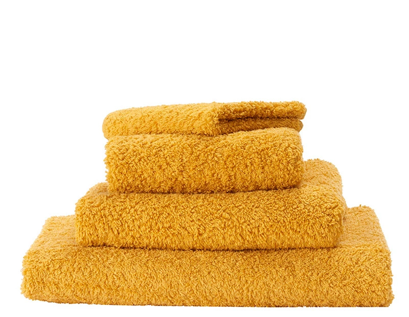 Super Pile Safran Towels-1