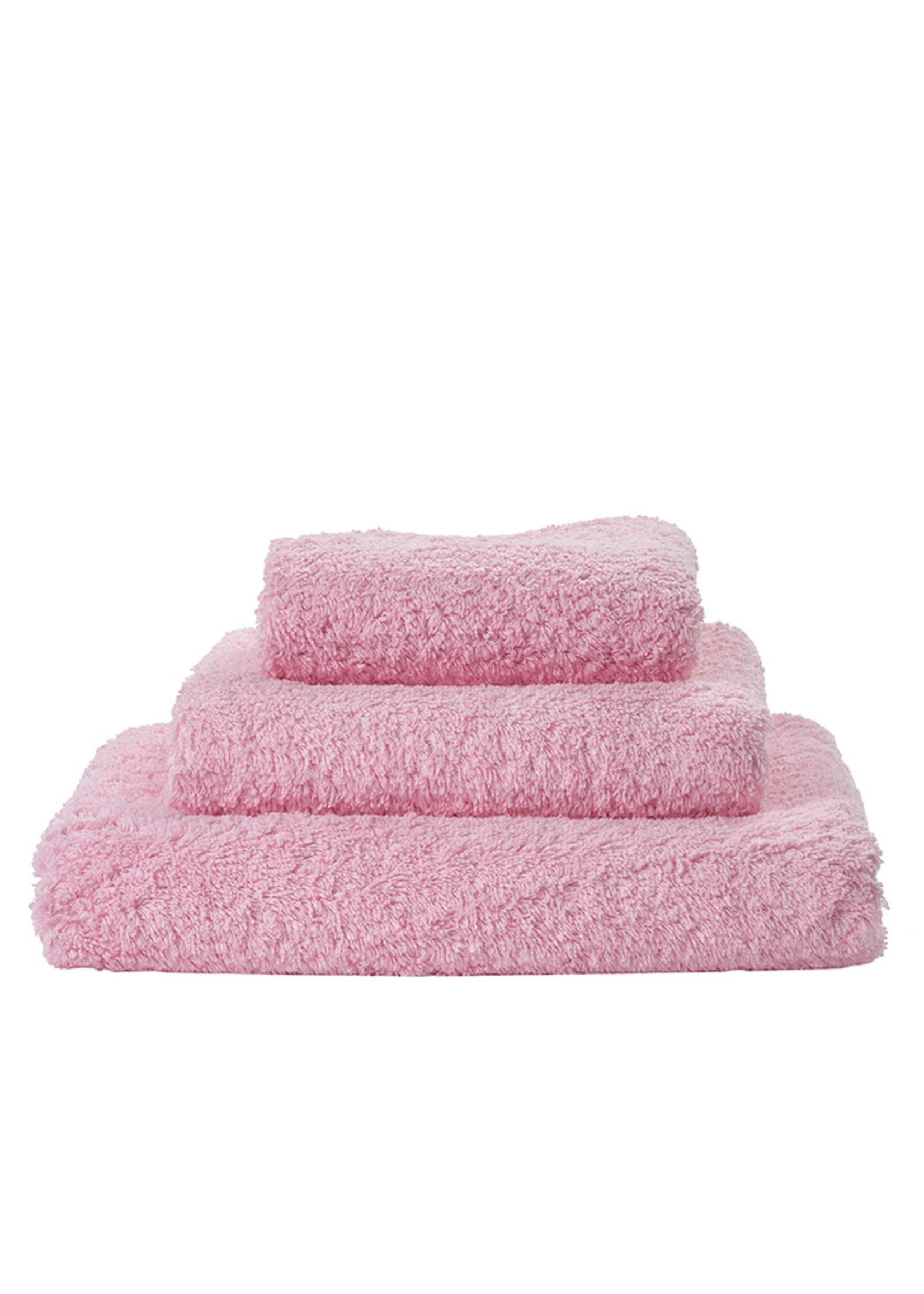 Abyss & Habidecor Super Pile Pink Lady Towels