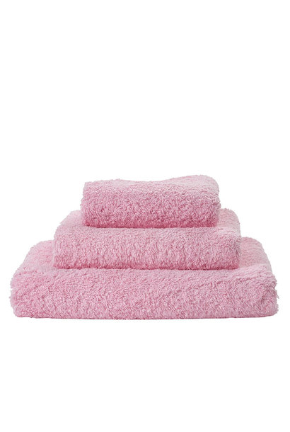 Super Pile Pink Lady Towels