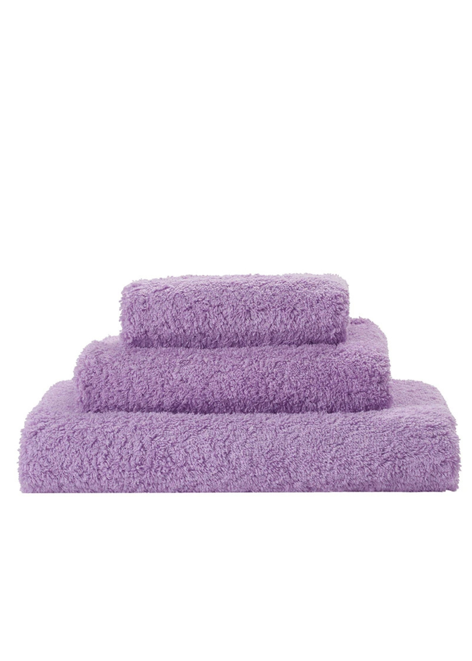 Abyss & Habidecor Super Pile Lupin Towels