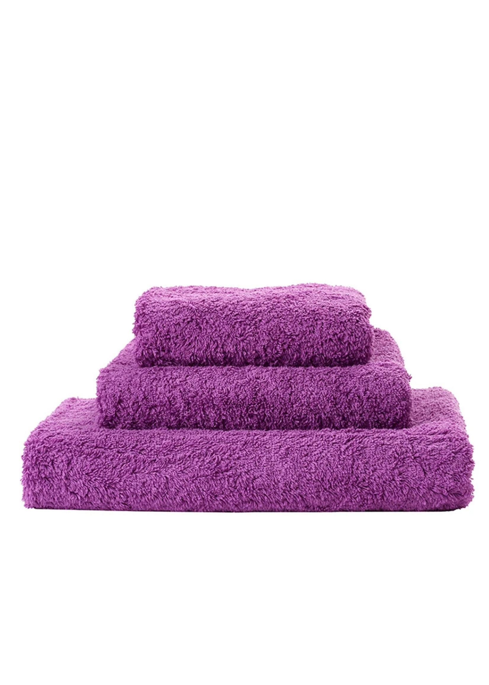 Abyss & Habidecor Super Pile Dahlia Towels