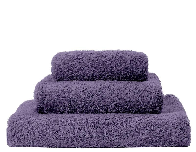 Super Pile Lilas Towels-1