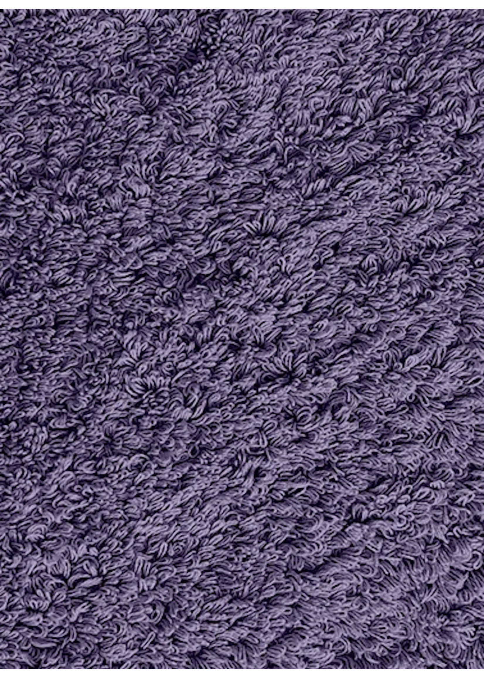 Abyss & Habidecor Super Pile Lilas Towels