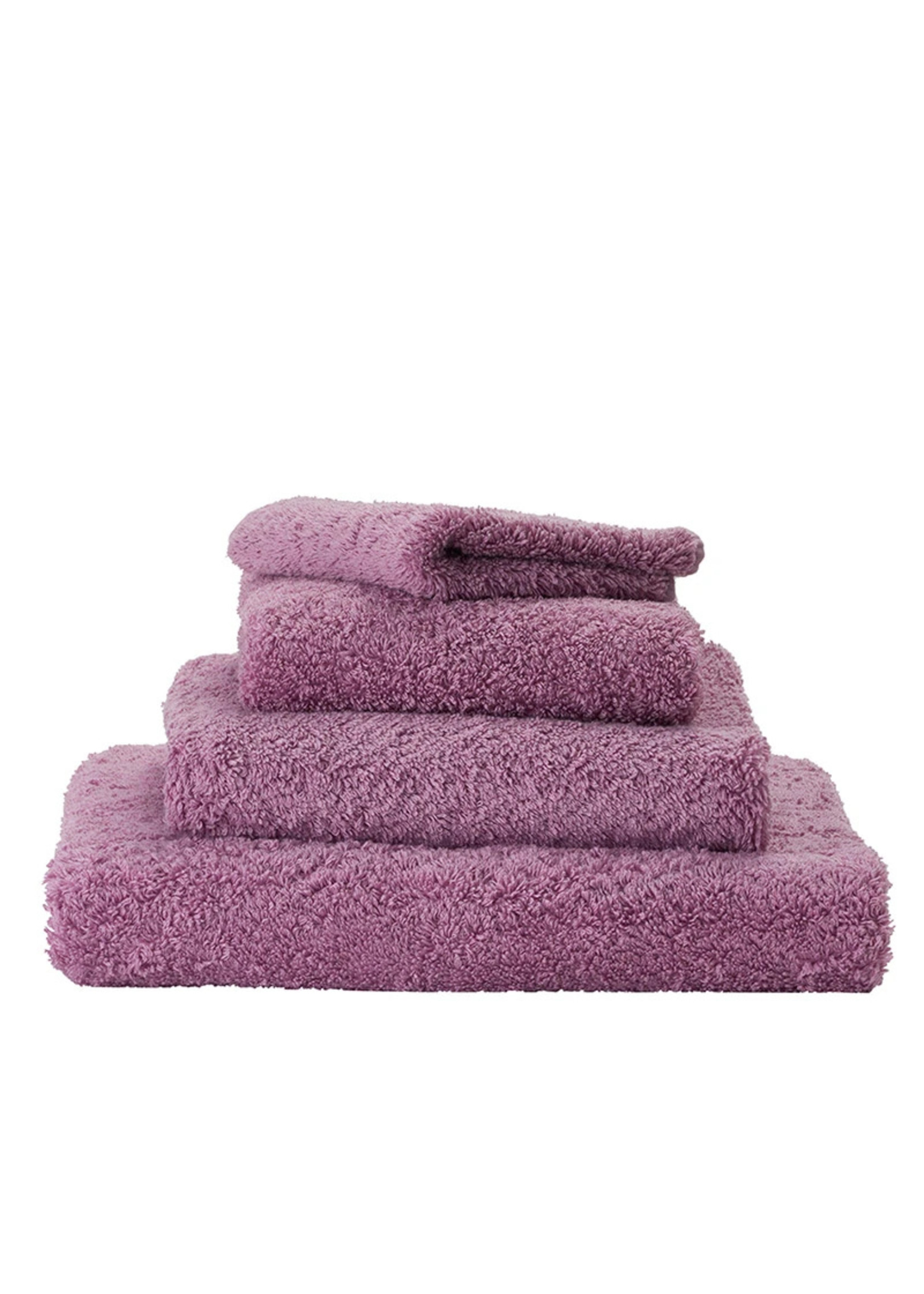 Abyss & Habidecor Super Pile Orchid Towels
