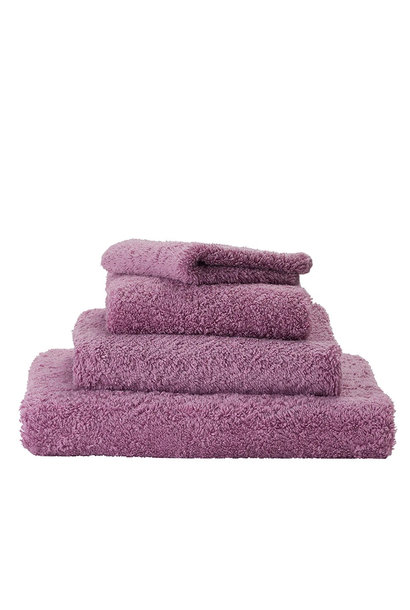 Super Pile Orchid Towels