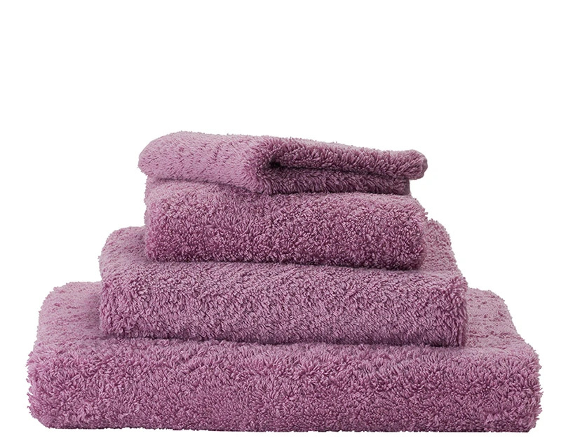 Super Pile Orchid Towels-1