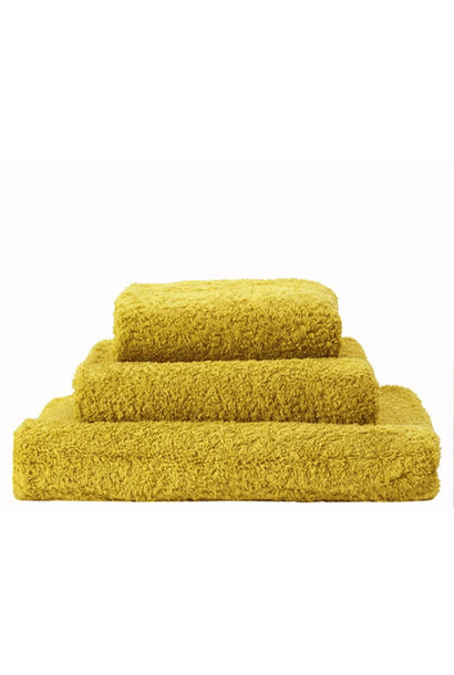 Super Pile Lemon Curry Towels