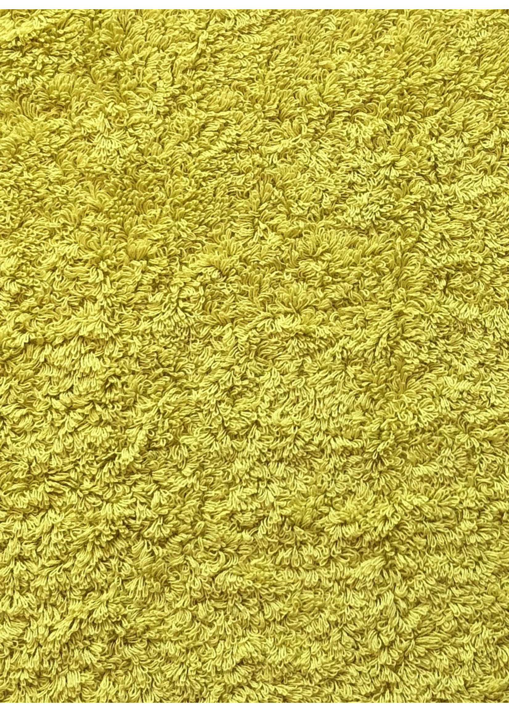 Abyss & Habidecor Super Pile Lemon Curry Towels