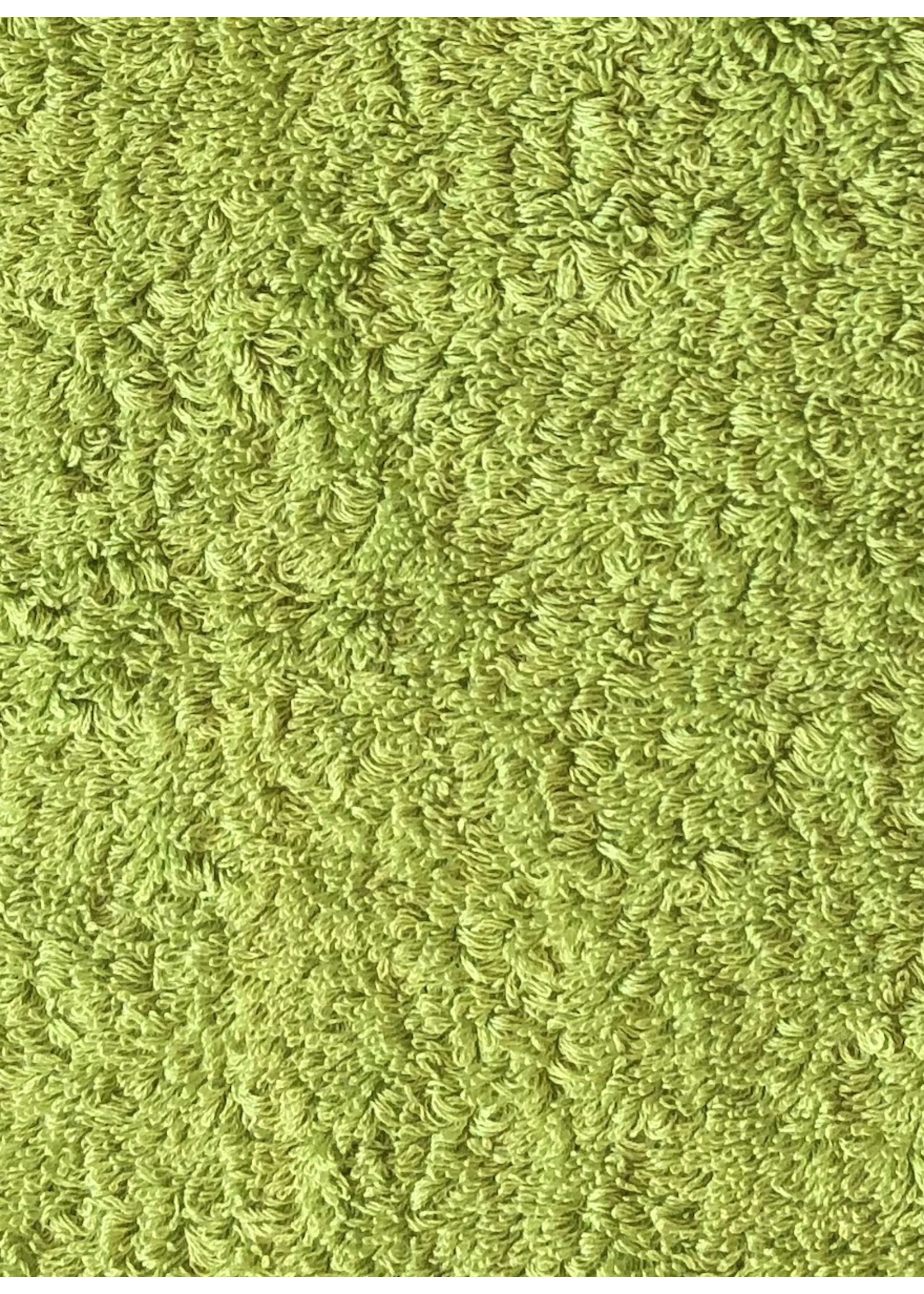 Abyss & Habidecor Super Pile Apple Green Towels