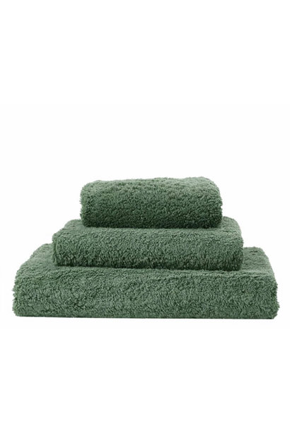 Super Pile Evergreen Towels