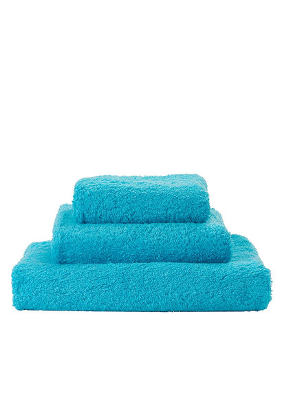 Super Pile Turquoise Towels