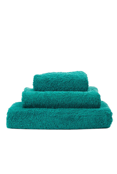 Super Pile Peacock Towels