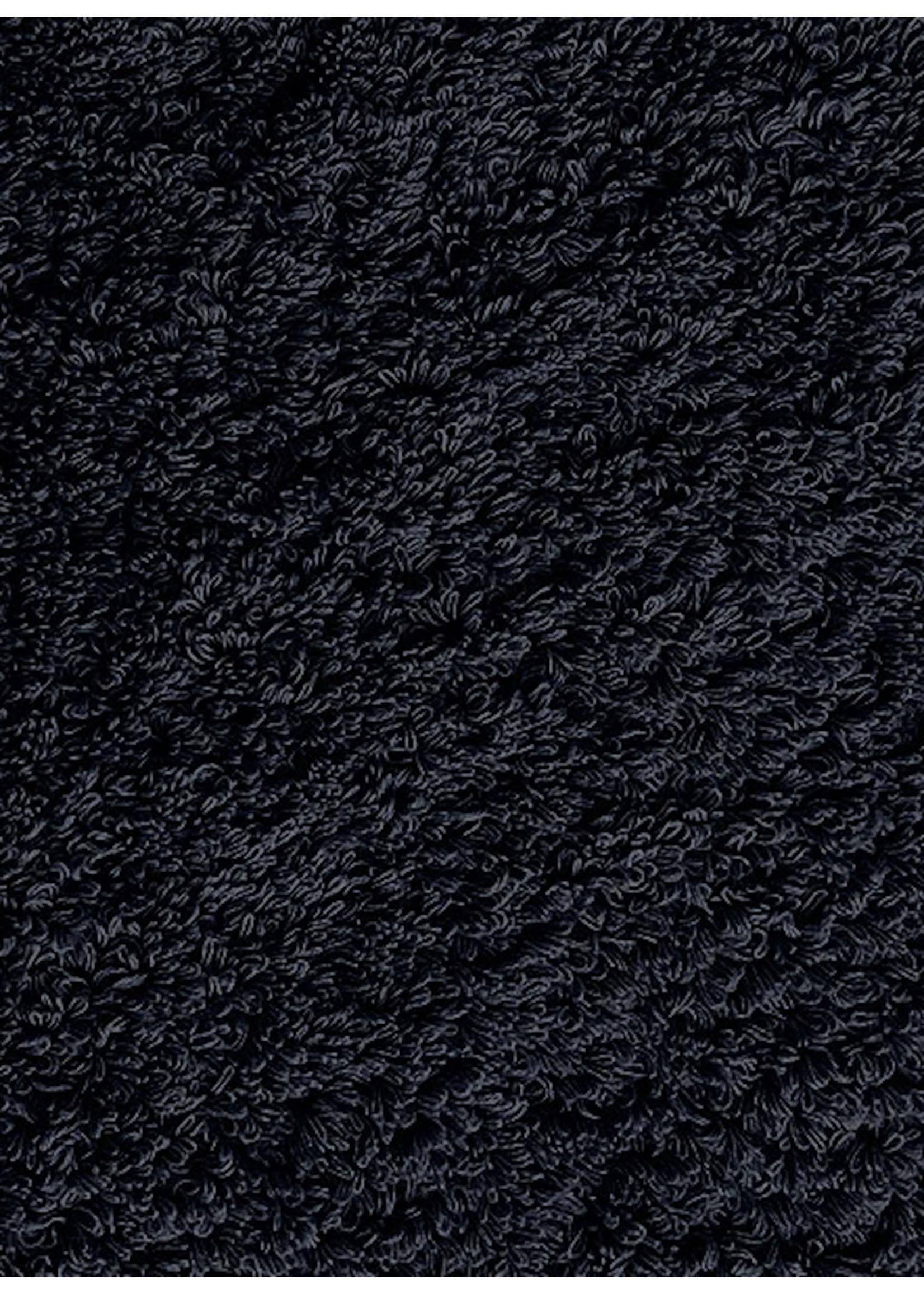 Abyss & Habidecor Super Pile Black Towels