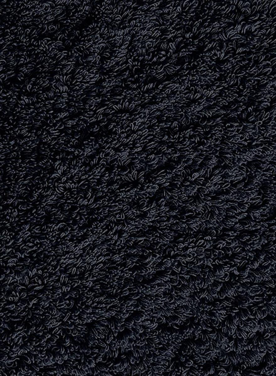 Super Pile Black Towels-2