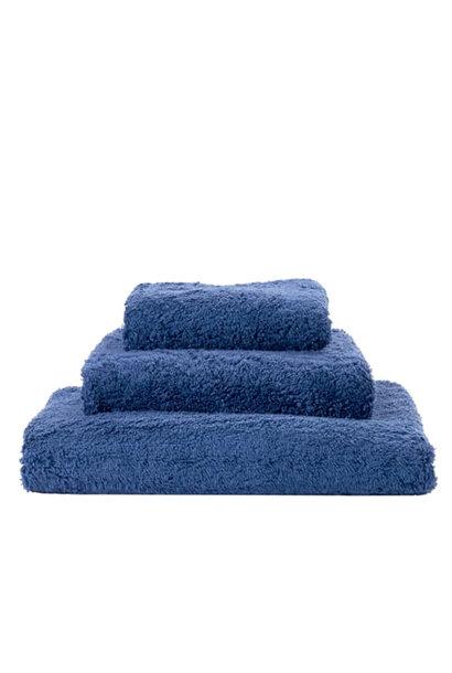 Super Pile Cadette Blue Towels