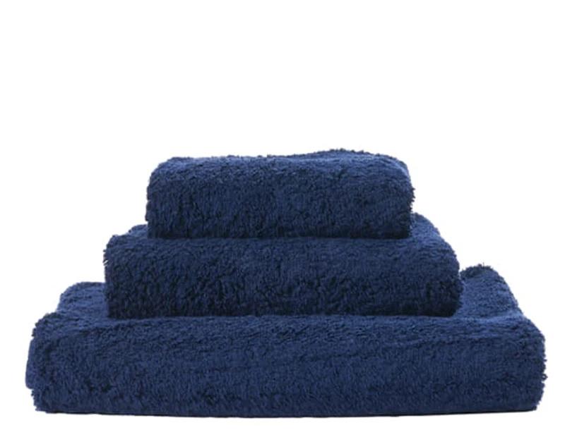Super Pile Blue Night Towels-1