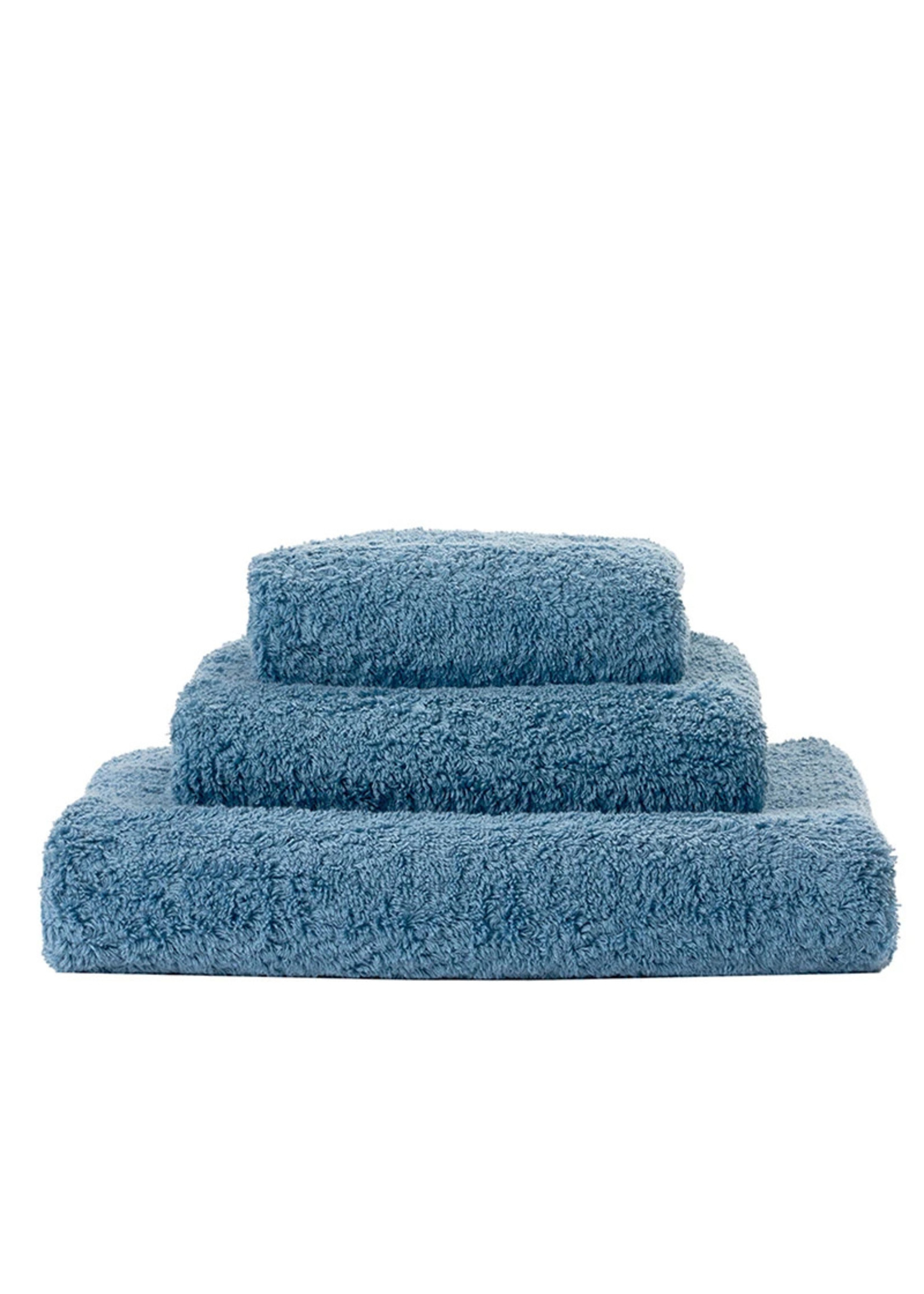 Abyss & Habidecor Super Pile Bluestone Towels