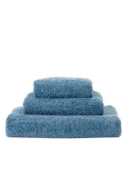 Super Pile Bluestone Towels
