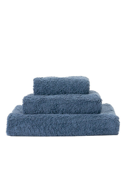 Super Pile Denim Towels
