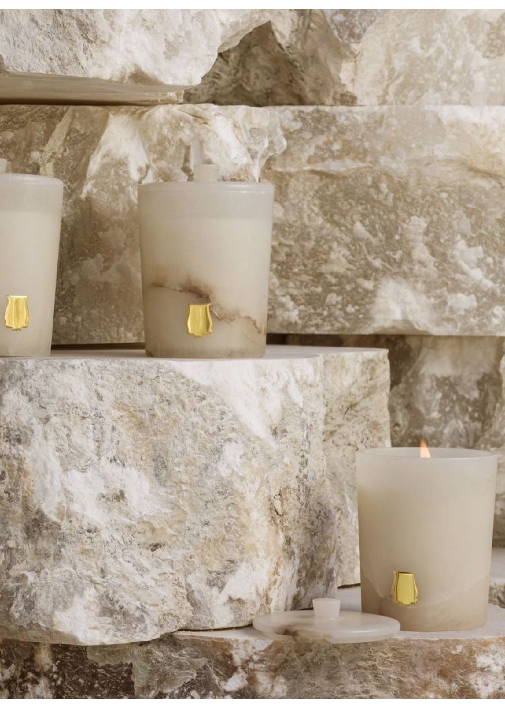 TRUDON Cire Trudon Alabaster Candle Collection