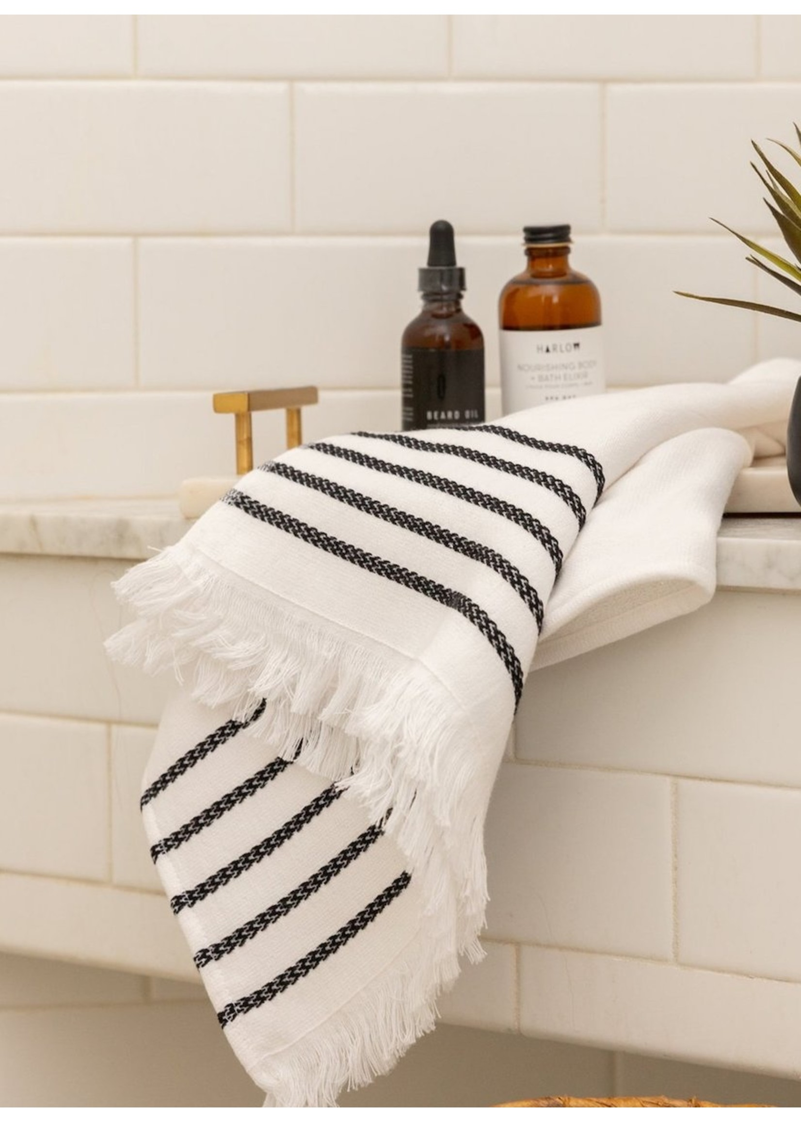 House No. 23 House No. 23 Lila Hand Towel