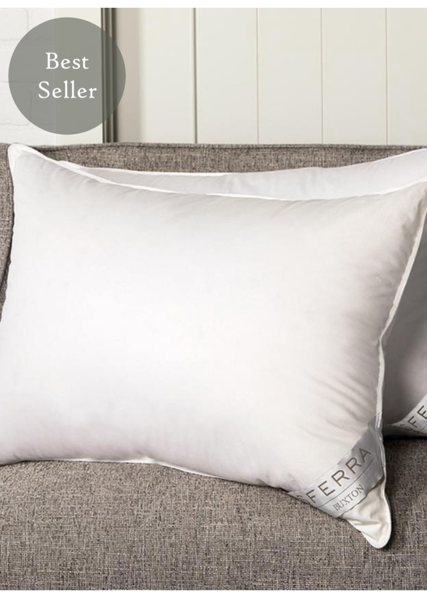 Sferra Sferra Buxton Down Pillows