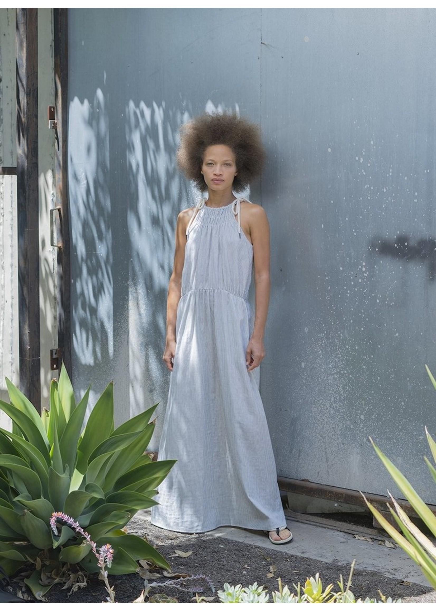 Atelier Delphine Atelier Delphine Striped Sargent Dress